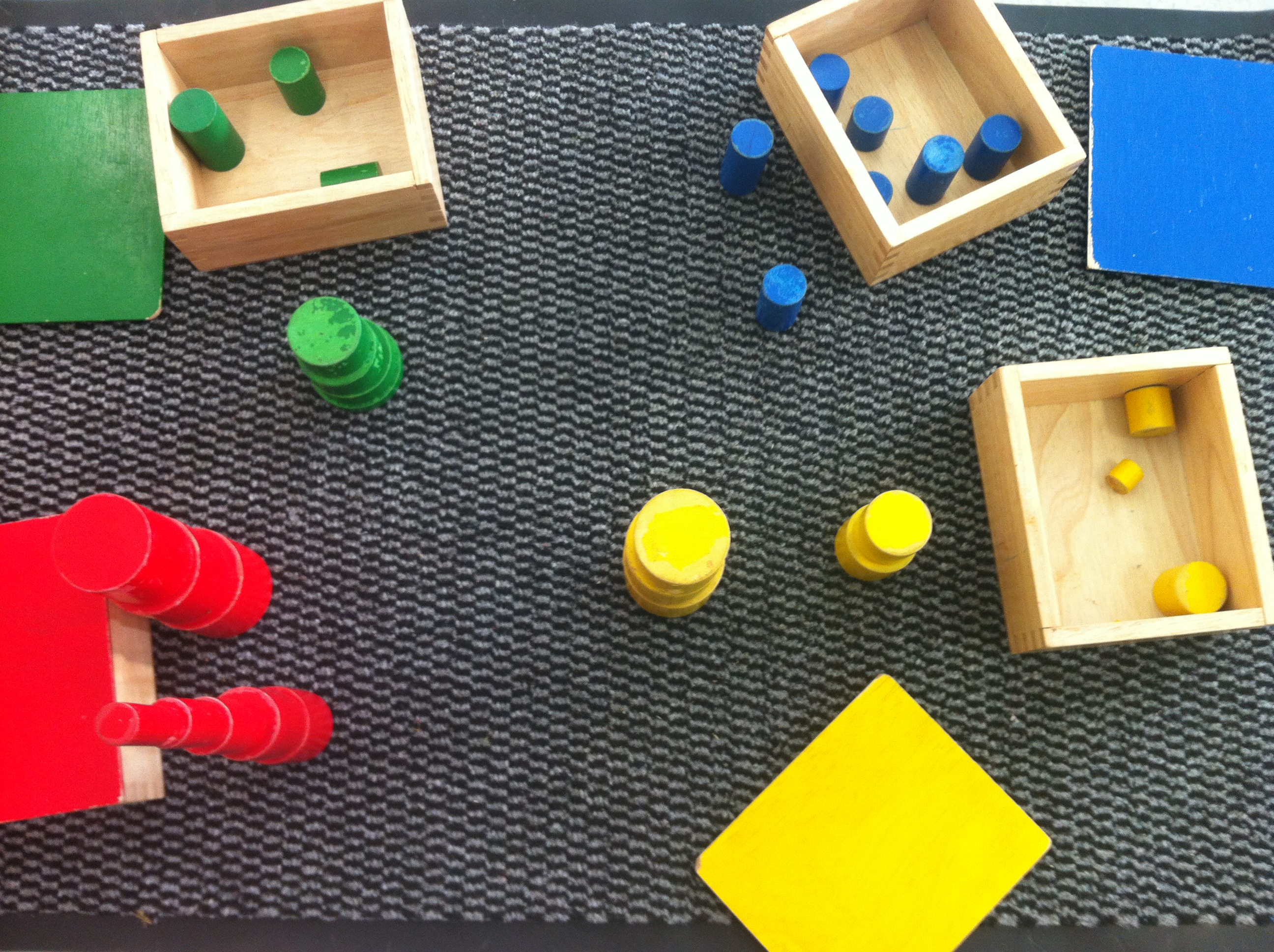 Working With Cylinders in Crawford Childcare
