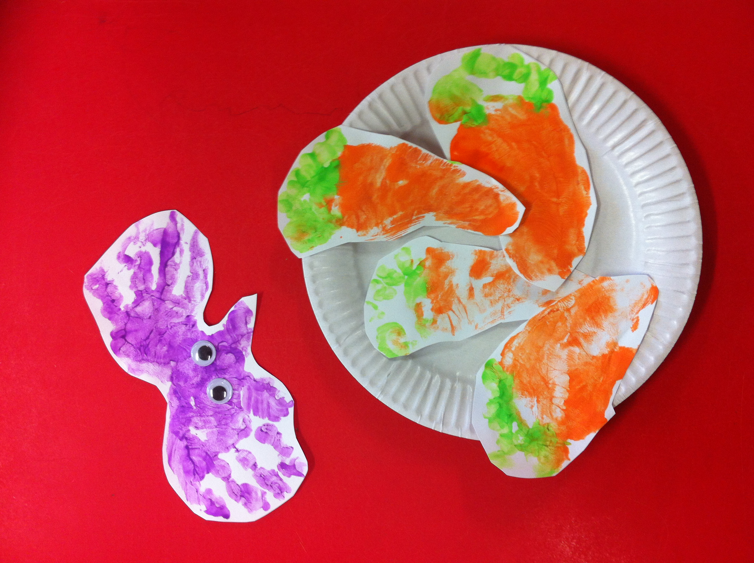 Creative Painting Ideas at Crawford Childcare