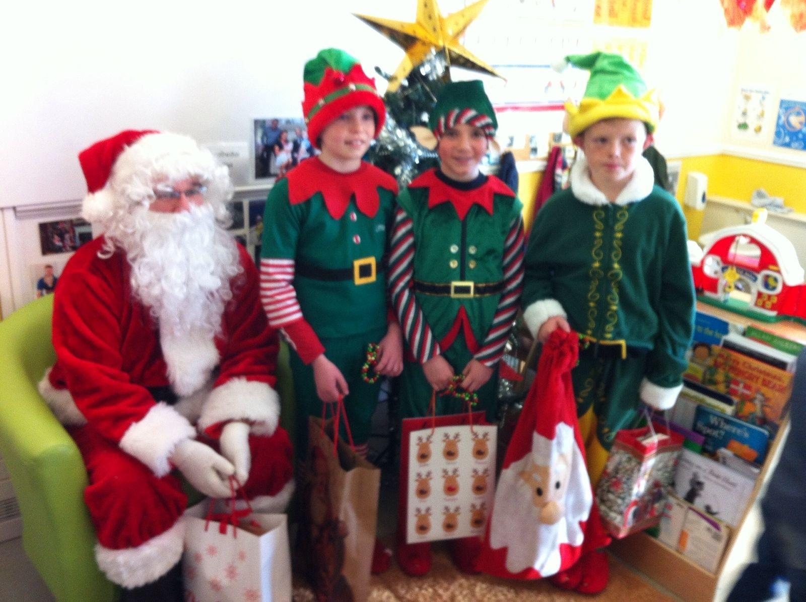 Christmas Week in Crawford