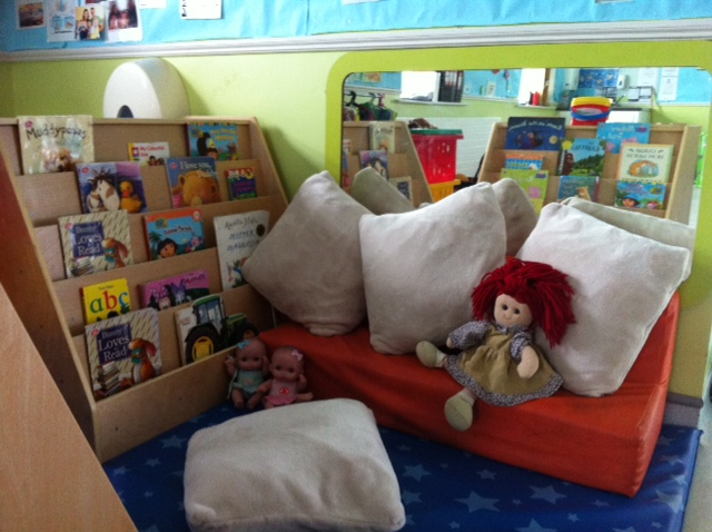 Getting cosy in Crawford Childcare
