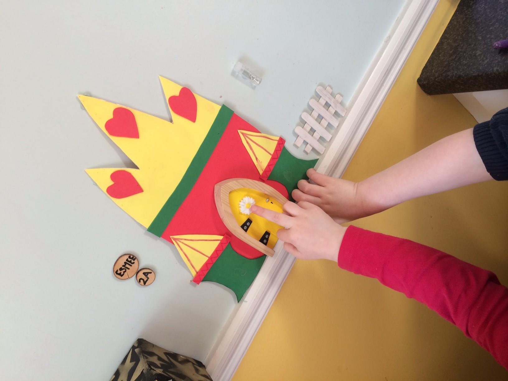 A Fairy visit to our Montessori