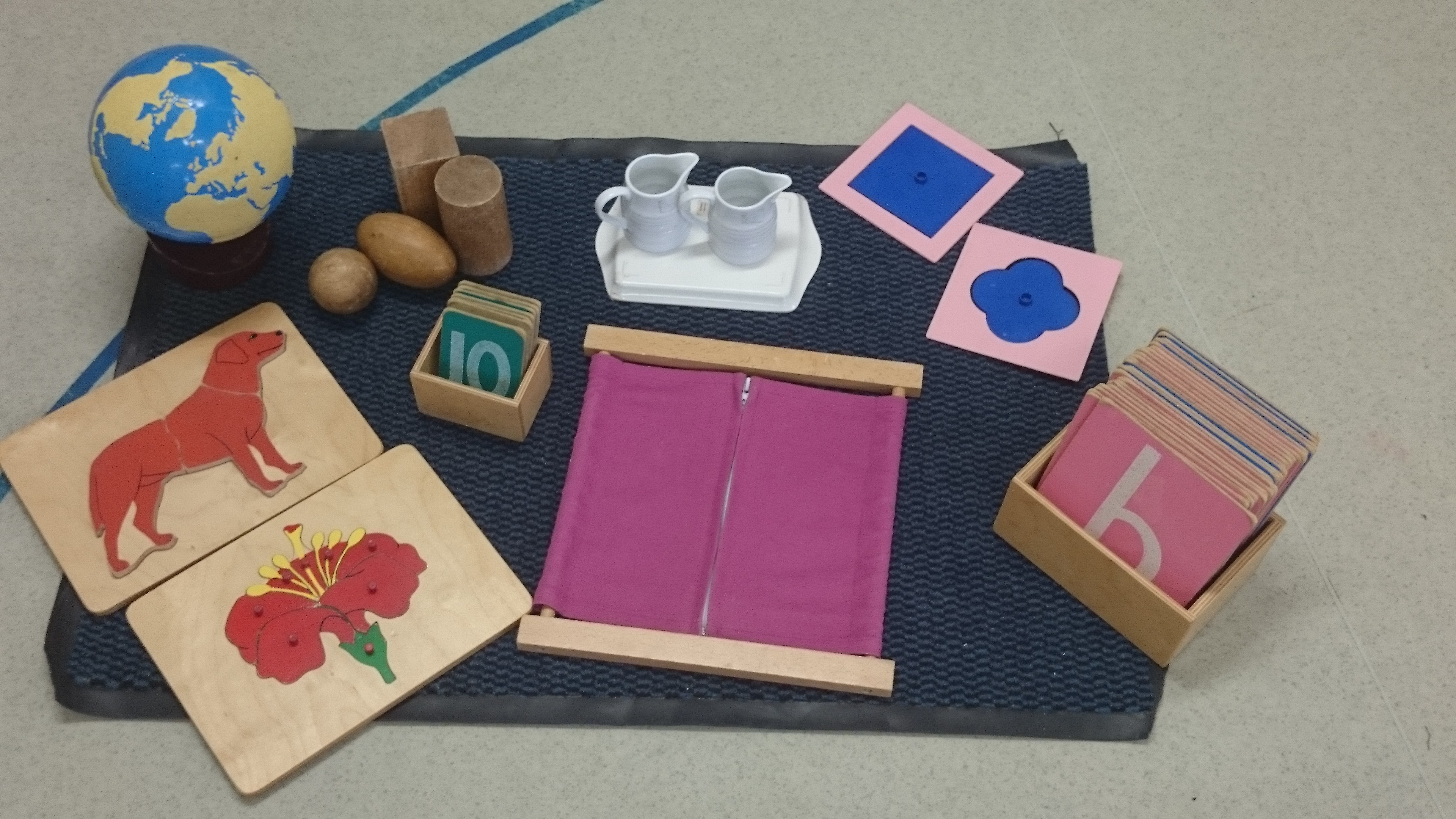 The Montessori Method at Crawford Childcare