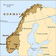 Sarah heads to Norway