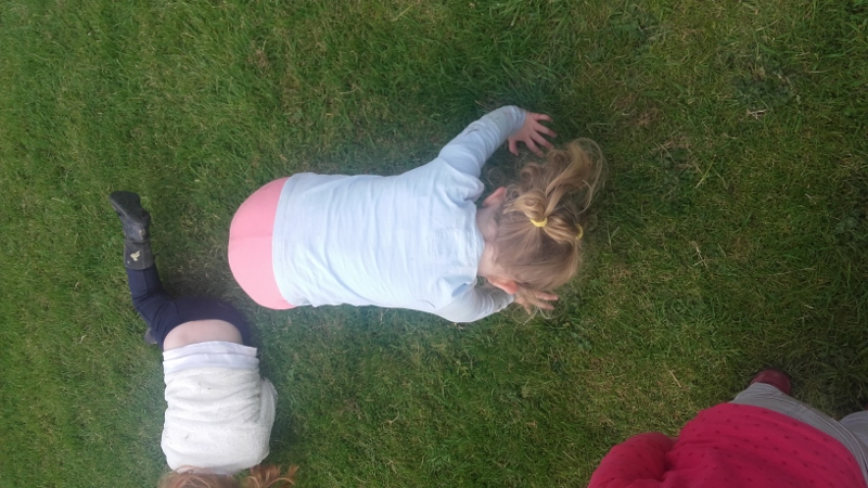 Outdoor Play at Crawford