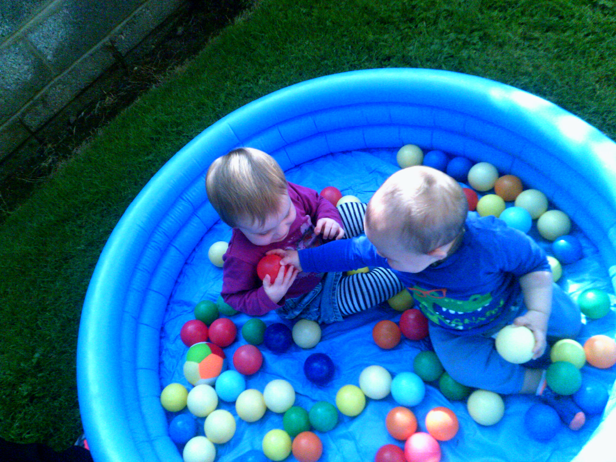 Sunny September days in Crawford Childcare!