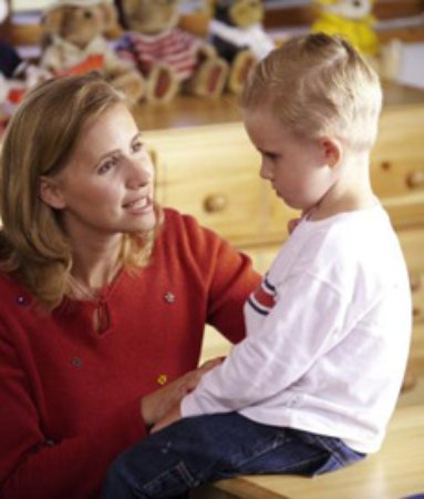 How best to deal with a difficult child