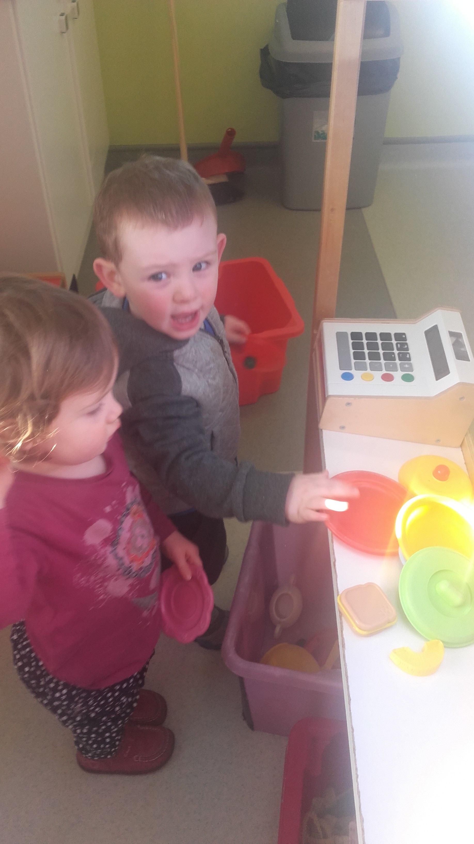 Role play in Crawford Childcare